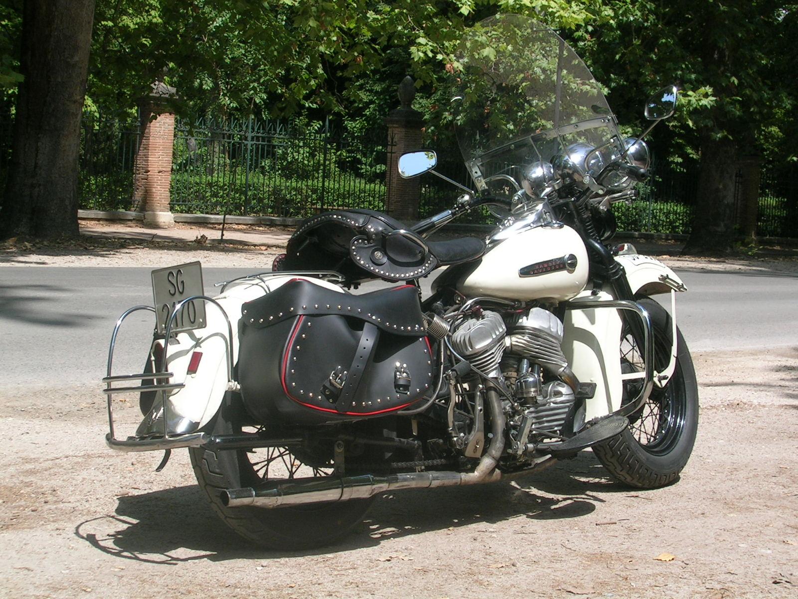 2006 - Harley-Davidson WL45