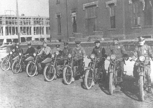 Departamento de Policía de Omaha, 1920.