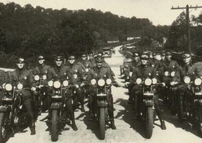1928 Maryland State Police