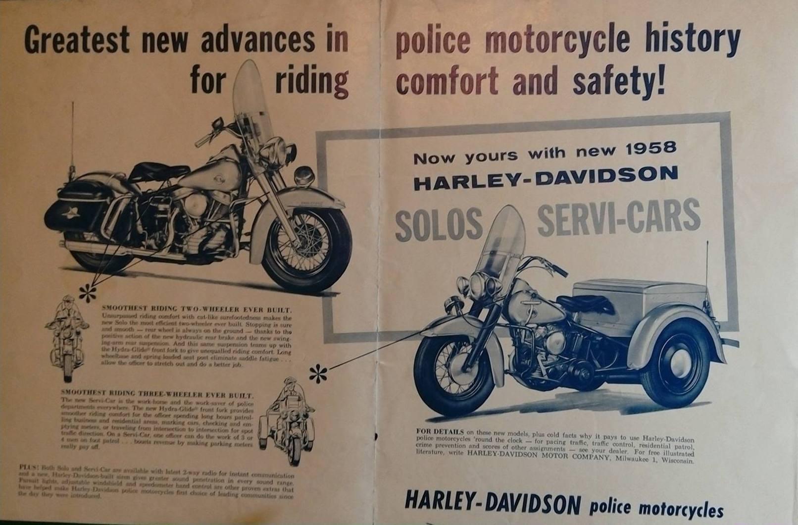 Modelos para Policía de 1958 - 03