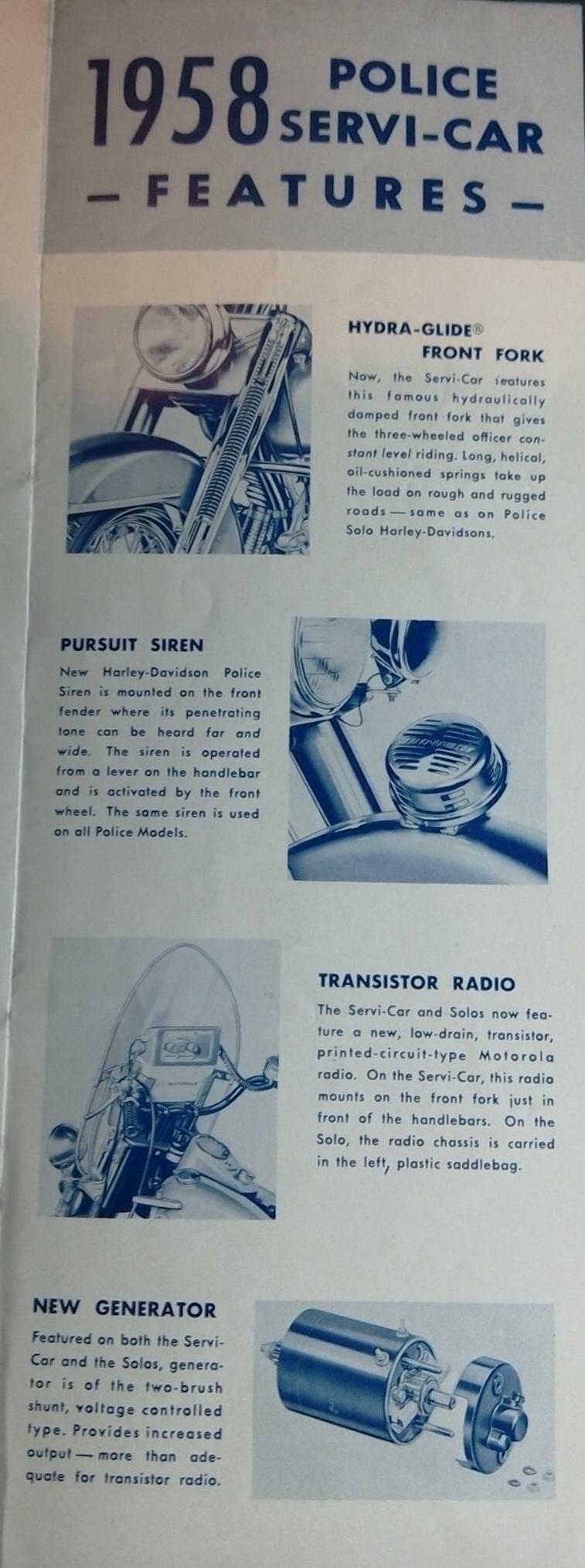 Modelos para Policía de 1958 - 04
