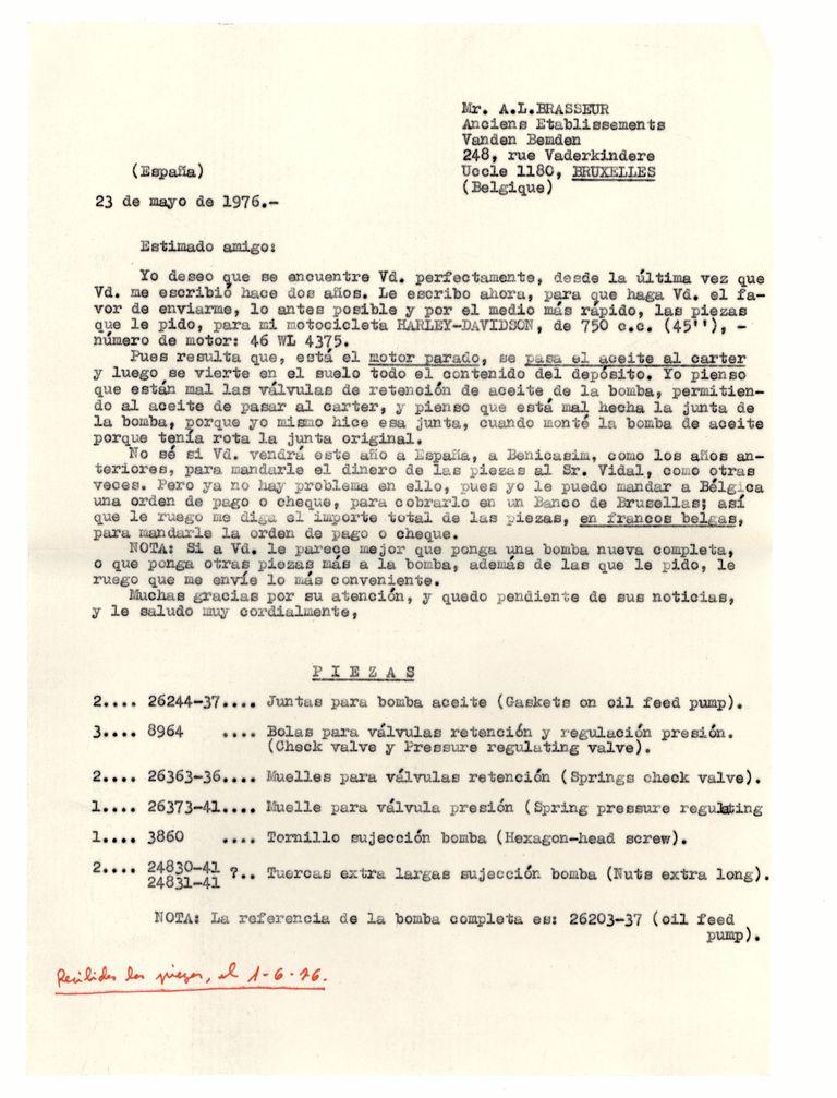 1976-05-23-Pedido-a-Belgica