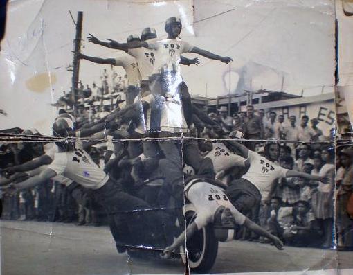 1950 - Policia de Cuba - 01