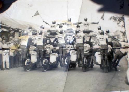 1950 - Policia de Cuba - 02