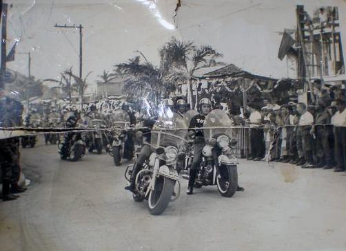 1950 - Policia de Cuba - 03