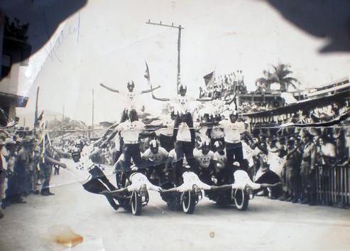 1950 - Policia de Cuba - 04