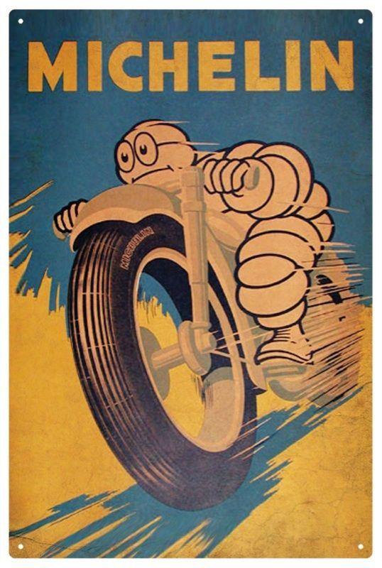 Anuncio de Michelin