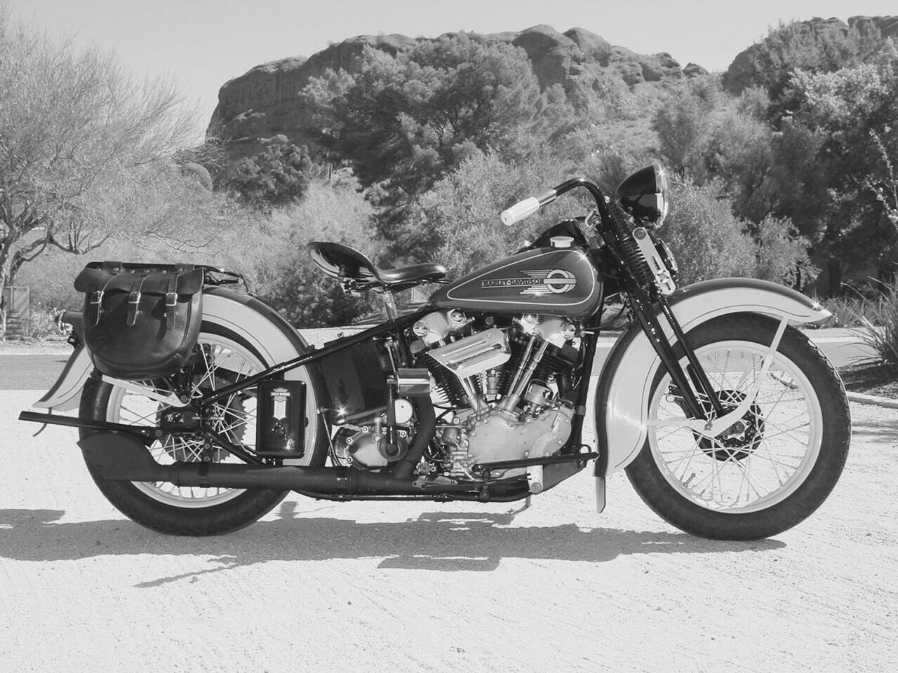 1936 - Knucklehead para reconocimiento visual