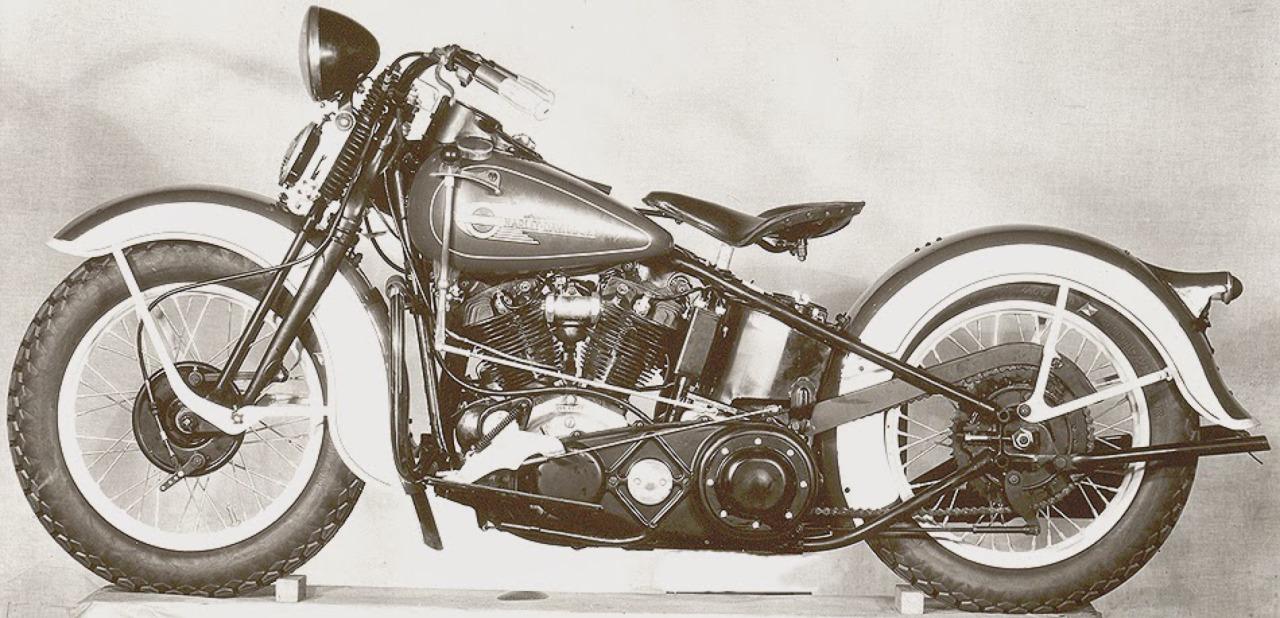 1936 - Modelo 61 OHV - Izquierda
