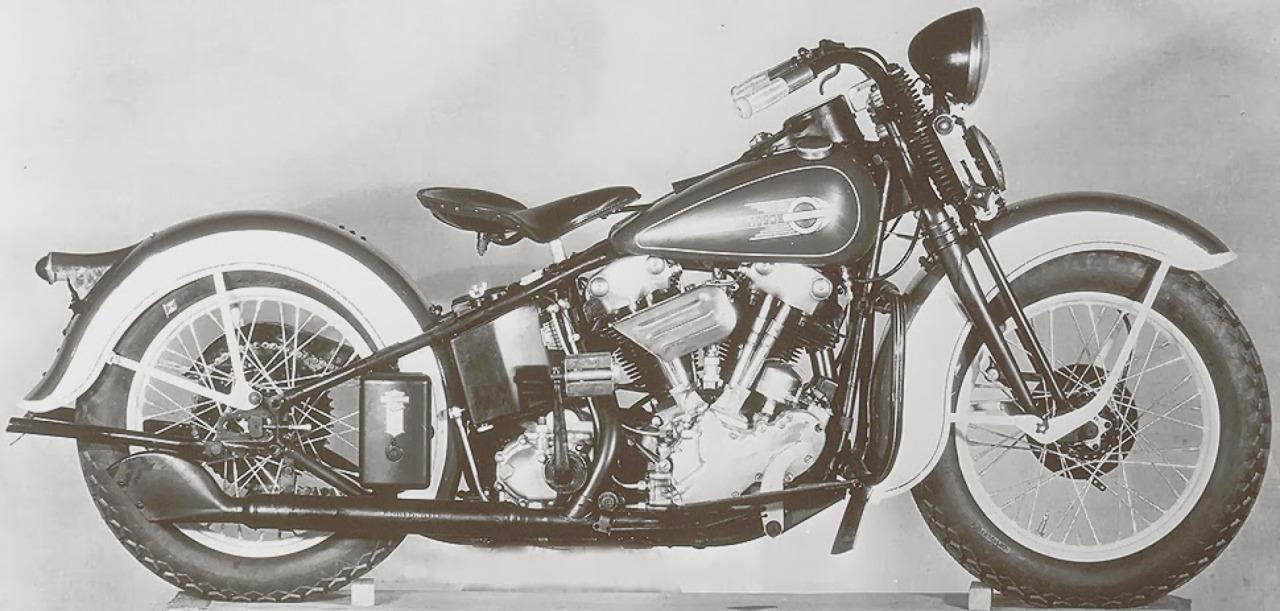 1936 - Modelo 61 OHV - Derecha
