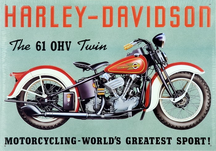 The 61 OHV Twin