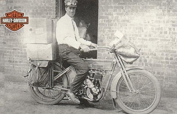 1910s - Servicio de Correos