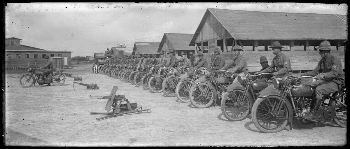 Fort Brown - formación de línea