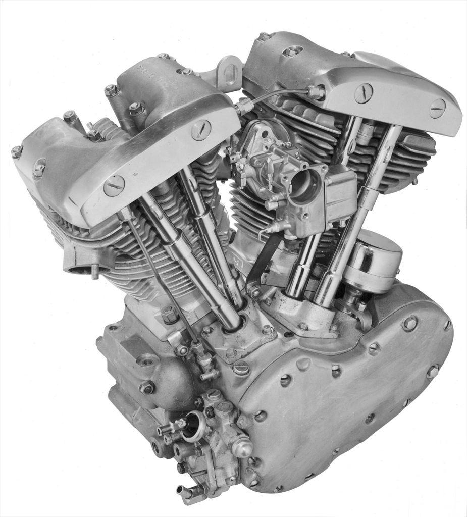 Motor OHV Shovelhead