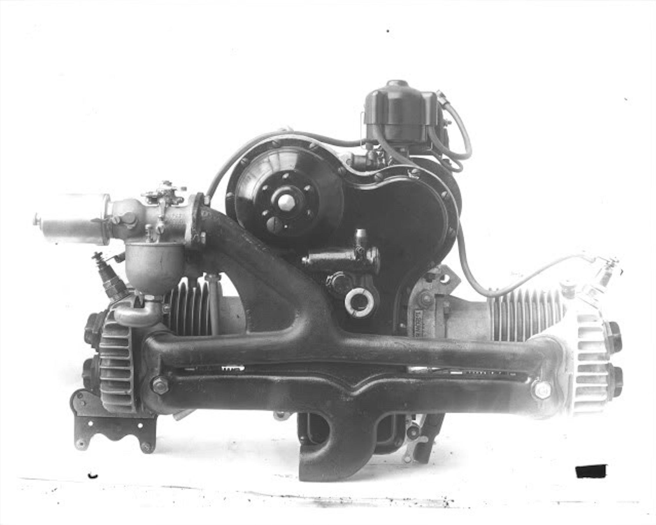 Motor WJ Sport Twin