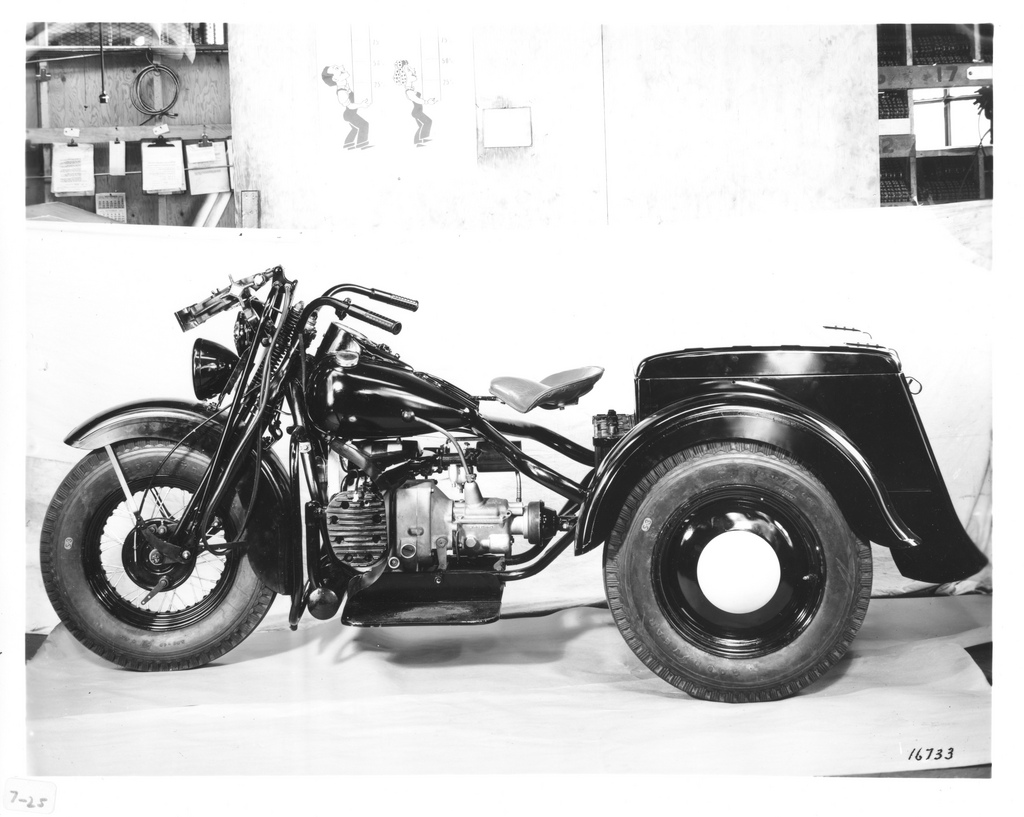 Modelo XA servicar - lado izquierdo