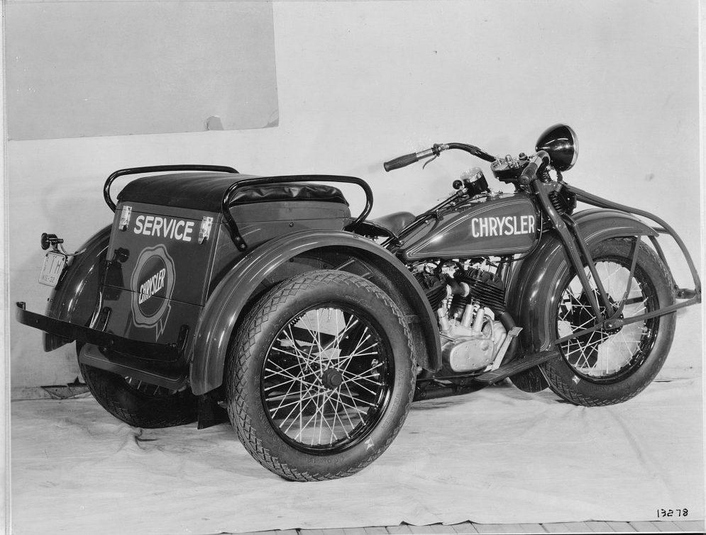 Servicar Harley-Davidson de la marca Chrysler
