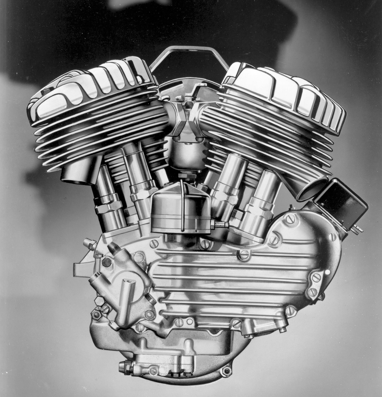 """Motor """"Flathead"""" de válvulas laterales"""