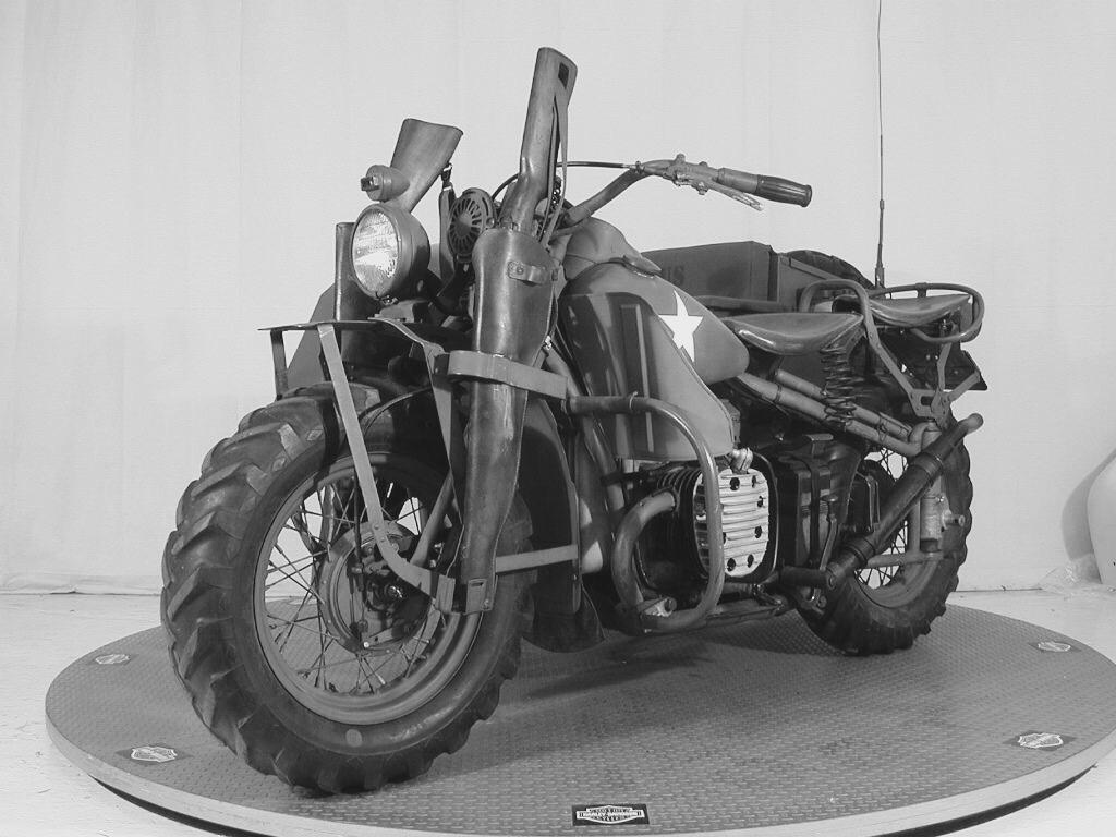 Modelo XA Sidecar - lado izquierdo