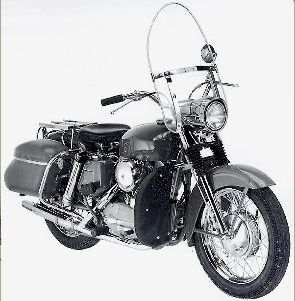 Modelo XLA de 1957
