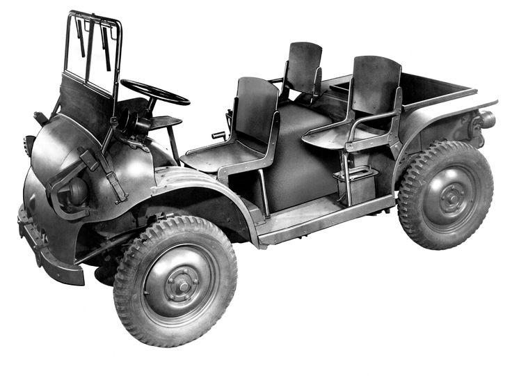 Proyecto Willy WAC de 1943