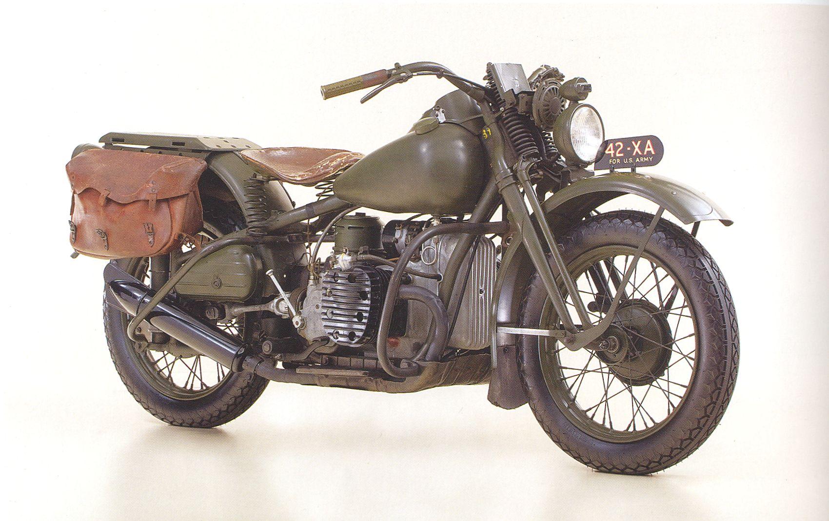Harley-Davidson modelo XA