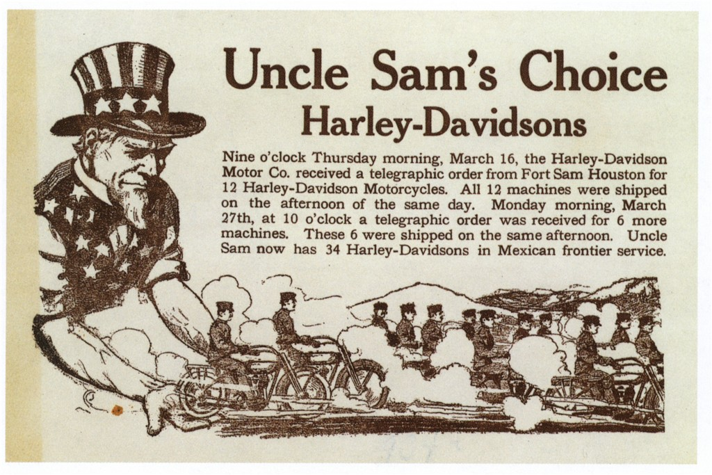 1910s - Uncle Sam's choice