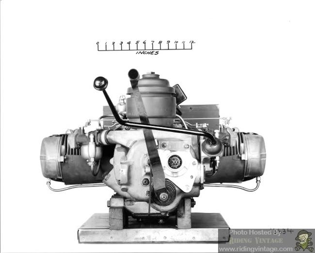 Motor XOD para el Willy WAC