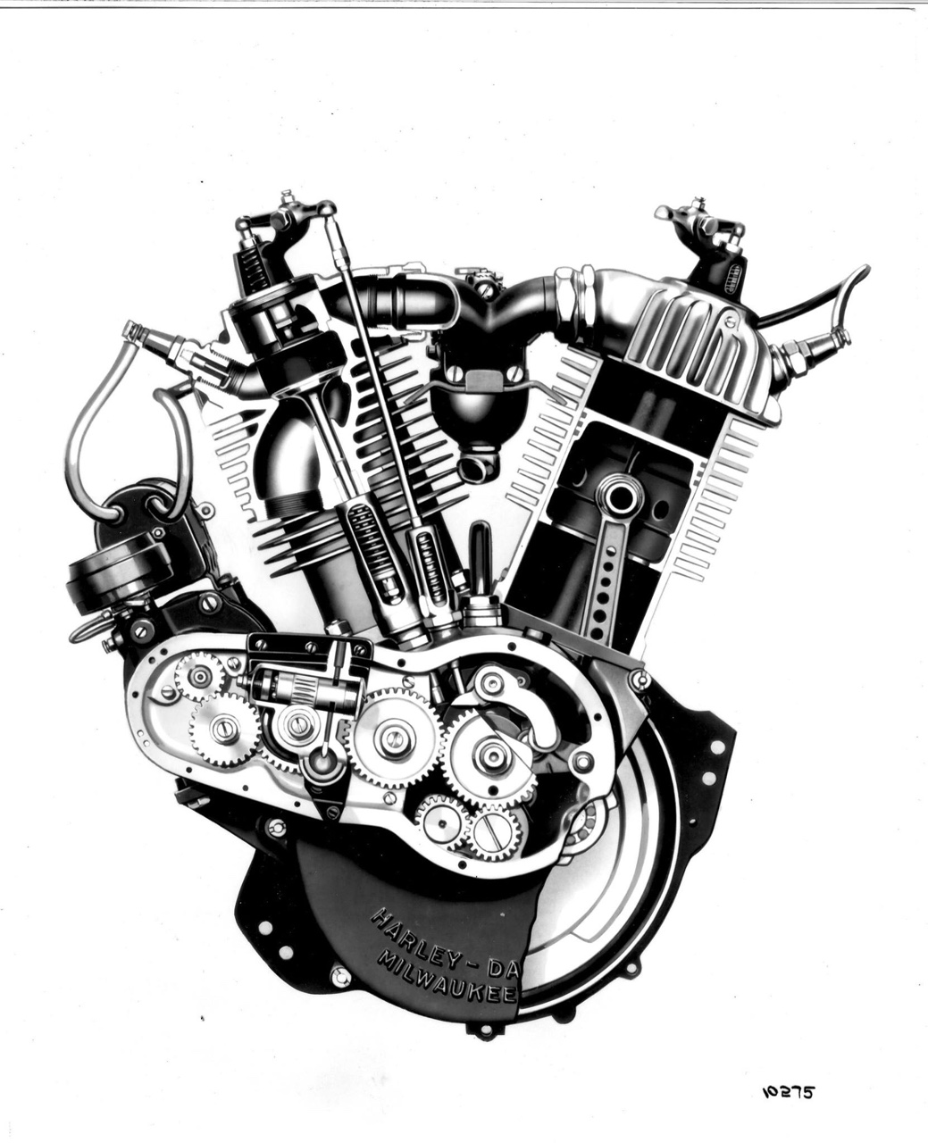 Evolución del motor F-Head