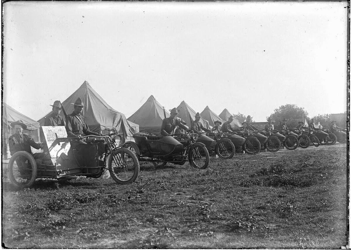 Fort Brown - Campamento y formación de línea
