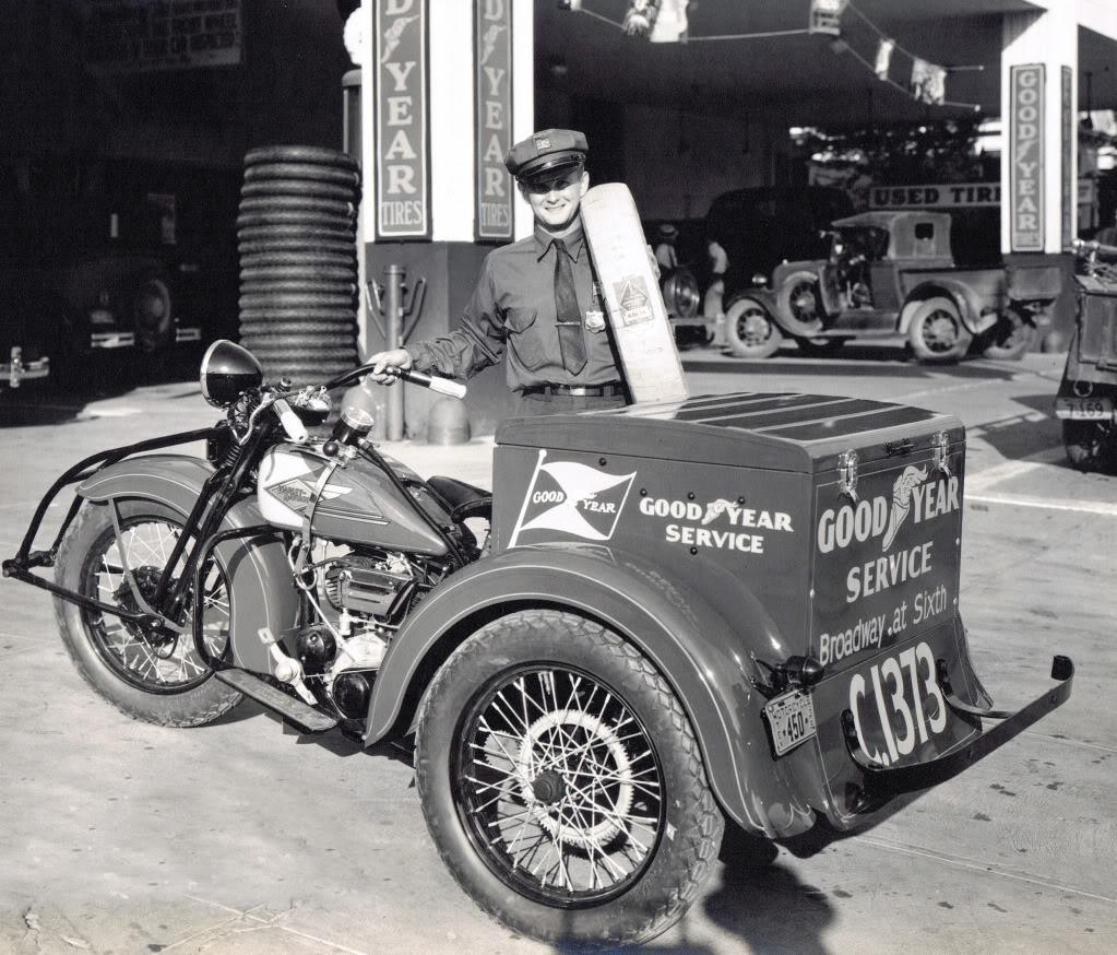 Goodyear y su Servicar de asistencia en carretera