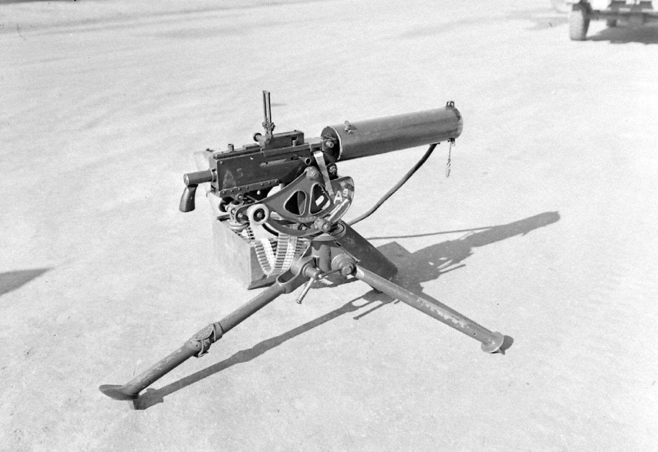 Ametralladora Browning M1917