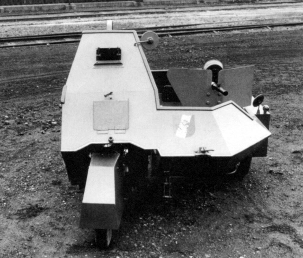 1932-Landsverk-210 - Vista delantera