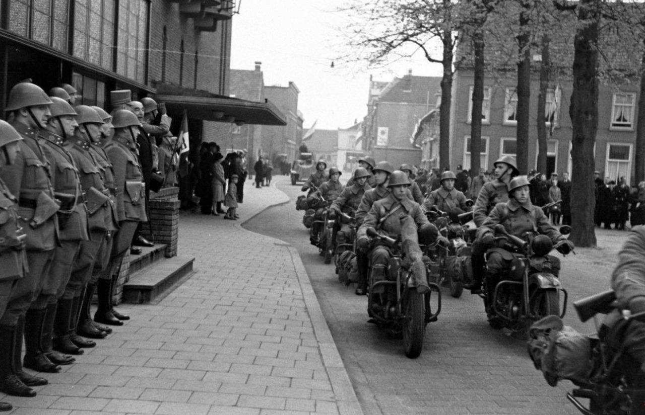 Desfile por ciudad