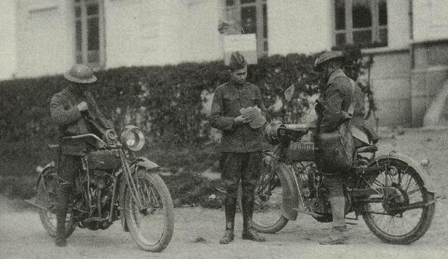 1918 - Francia P.G.M.