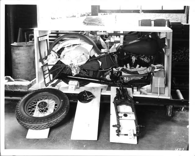 Modelo UA - Embalaje para transporte