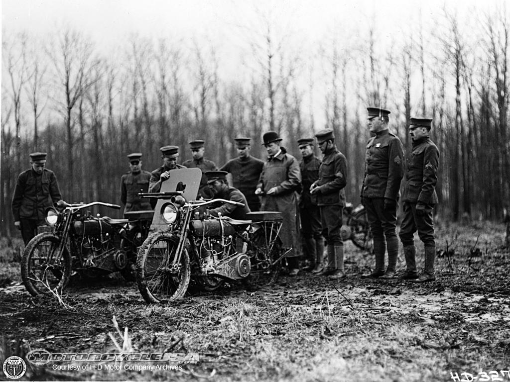 Pruebas para la Primera Guerra Mundial