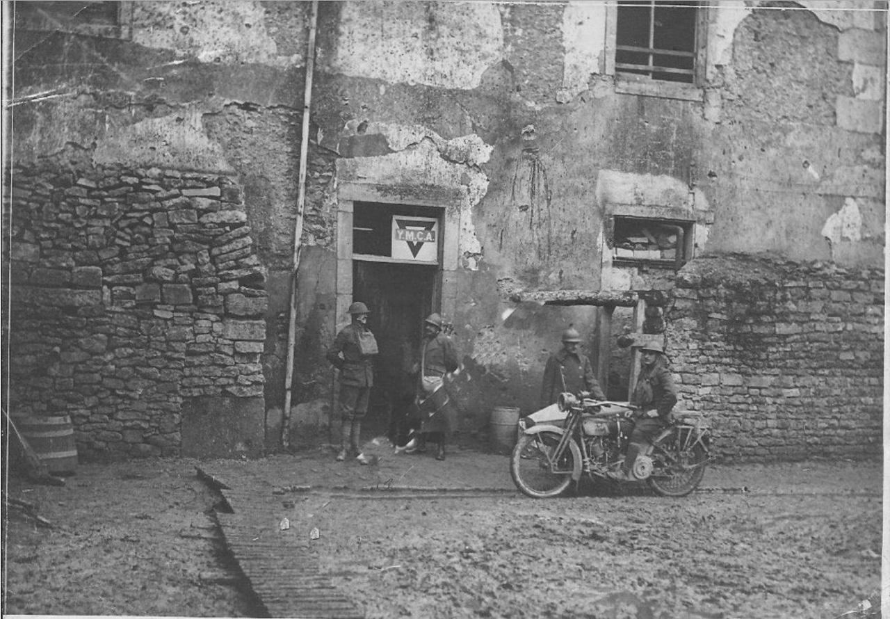 Harley-Davidson en Francia (P.G.M.)