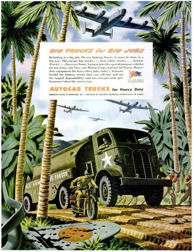 Autocar - marzo 1944