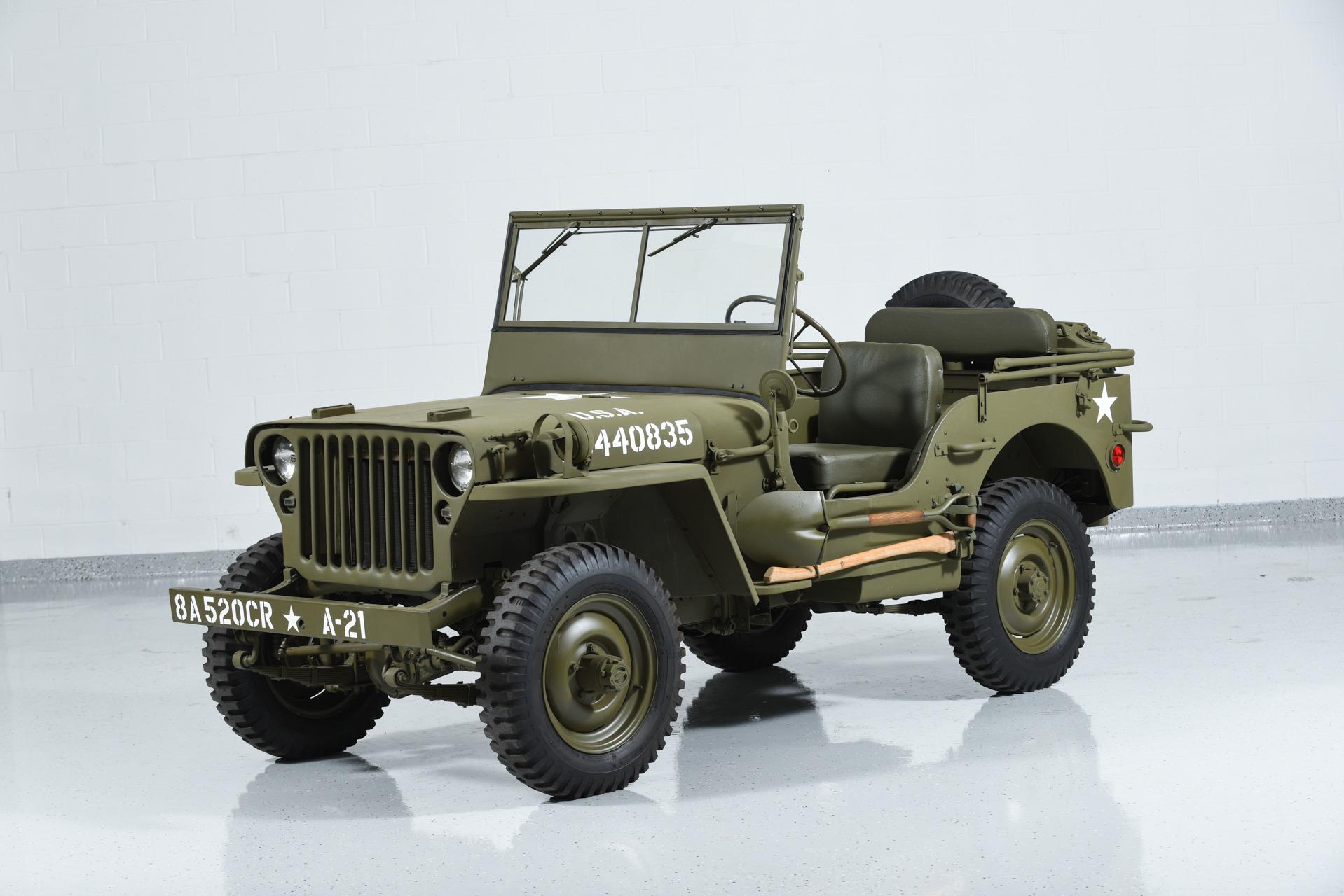 Willi's Jeep de 1941
