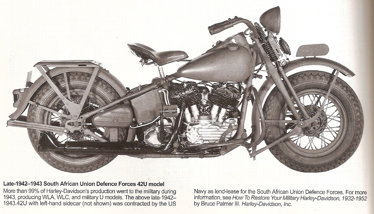 Modelo 42U para las fuerzas armadas de Sudáfrica.