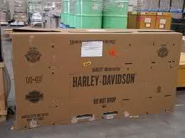 Embalaje Harley-Davidson