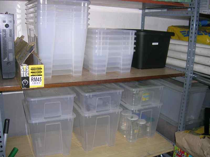 Cajas muy útiles