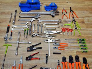 herramienta de taller