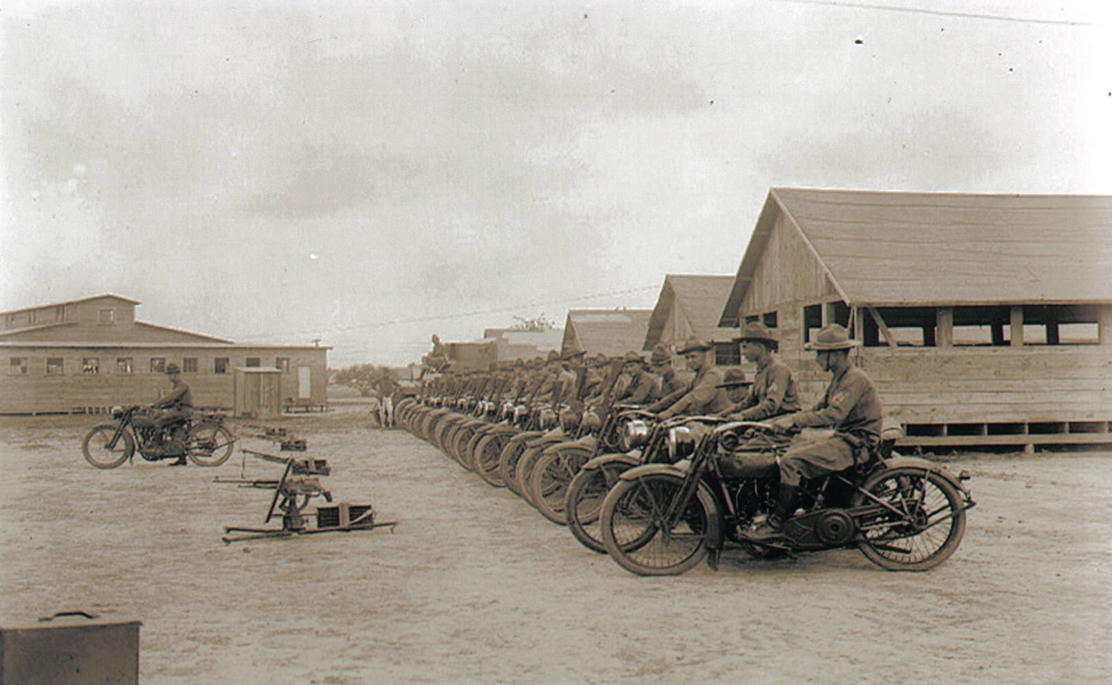 114 Motorcycles Corps
