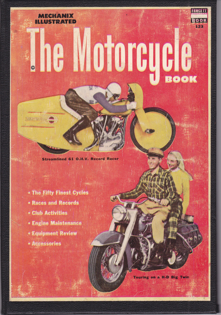 1950s - The MotorCycle Book