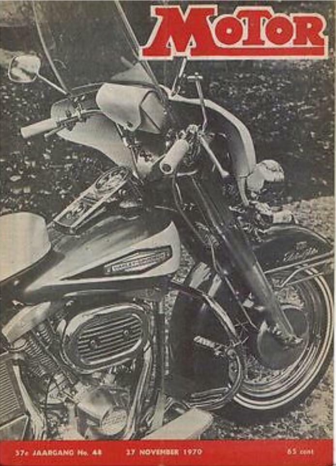 1970-nov - Motor - Electra Glide