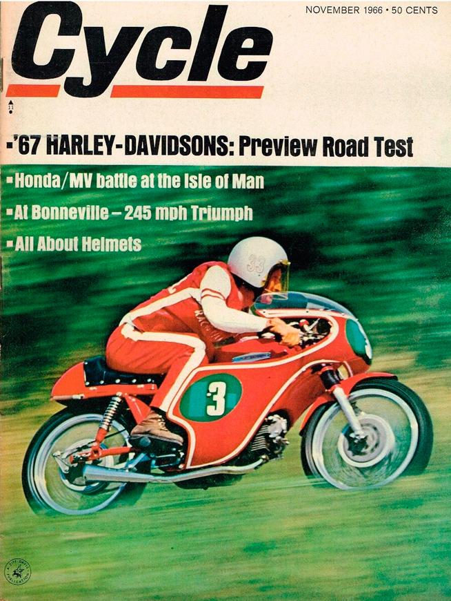 1966-nov - Cycle - AMF Sprint