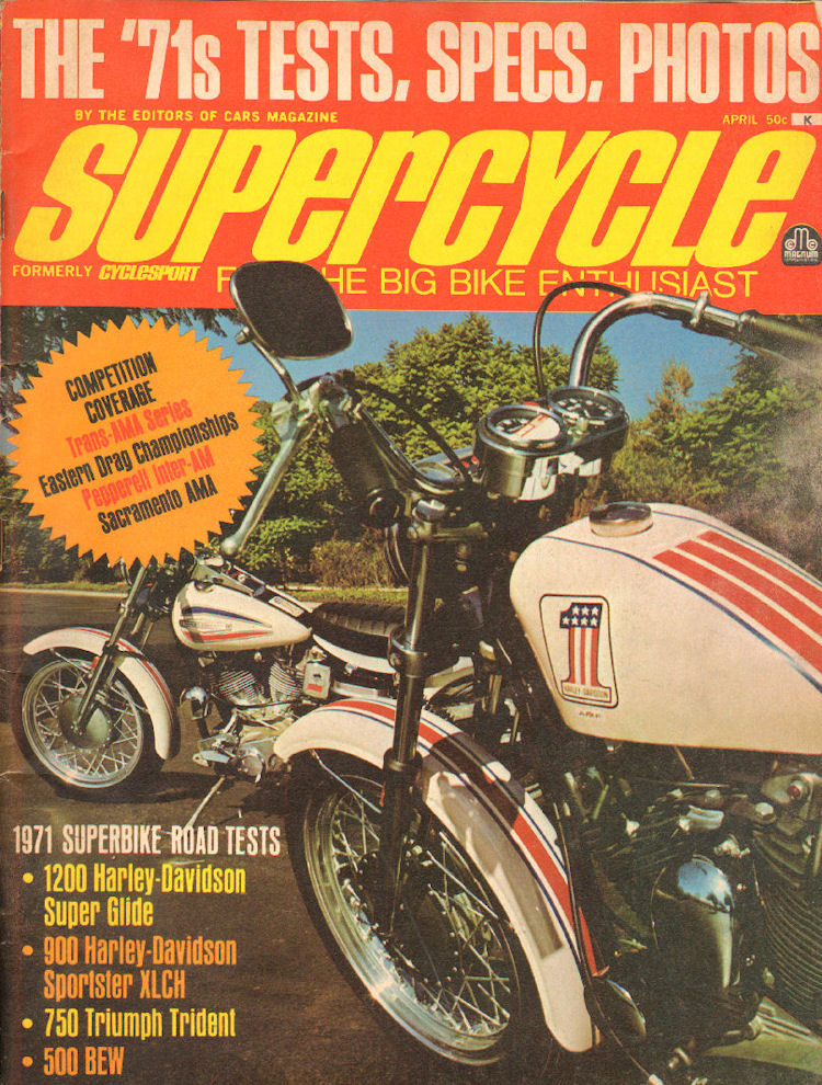1971-abr - SuperCycle - Super Glide