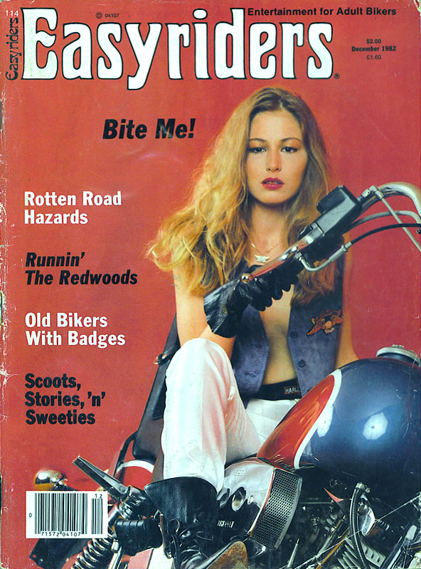 1982-dic - EasyRiders - Sportster